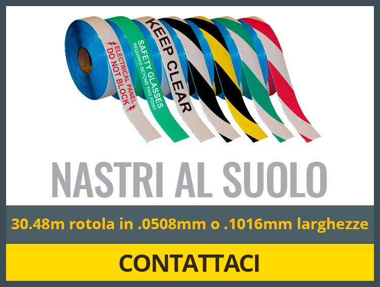Superior Mark Nastri Al Suolo